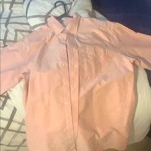 Button up LL bean dress shirt!